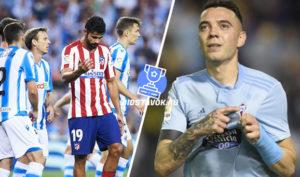 Прогноз Атлетико Мадрид - Сельта 21.09.19