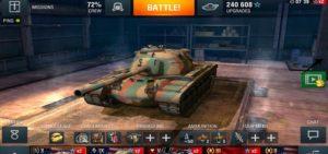 Ставки на World of Tanks (WoT)