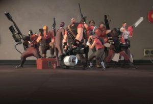 Ставки на Team Fortness 2