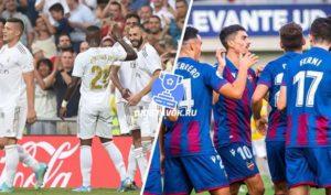Прогноз Реал Мадрид - Леванте 14.09.19