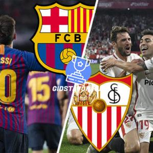 Прогноз Барселона - Севилья