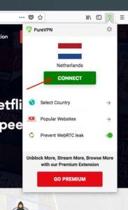VPN для Firefox Mozilla на компьютере/ноутбуке