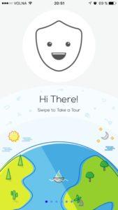 VPN для iPhone/iPad