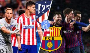 Прогноз Атлетико Мадрид – Барселона