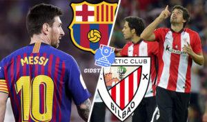 Прогноз Барселона - Атлетик Бильбао