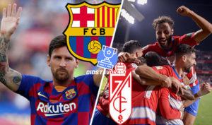 Прогноз Барселона - Гранада