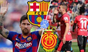 Прогноз Барселона - Мальорка