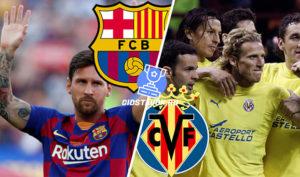 Прогноз Барселона - Вильярреал