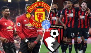 Прогноз Манчестер Юнайтед - Борнмут