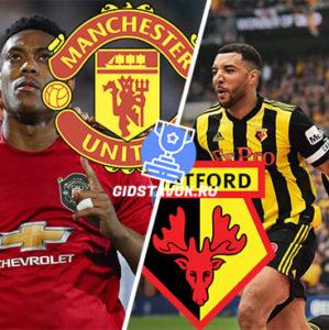 Прогноз Манчестер Юнайтед - Уотфорд