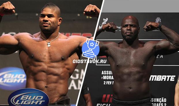 Прогноз Алистар Оверим - Жаирзиньо Розенструйк UFC on ESPN 7