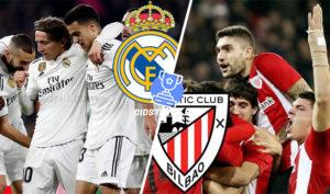 Прогноз Реал Мадрид - Атлетик Бильбао