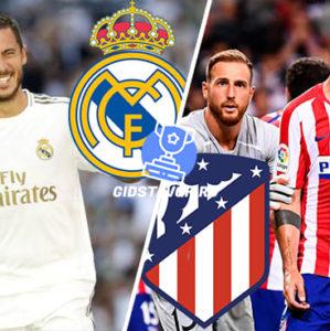 Прогноз Реал Мадрид - Атлетико Мадрид
