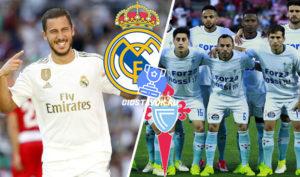 Прогноз Реал Мадрид - Сельта