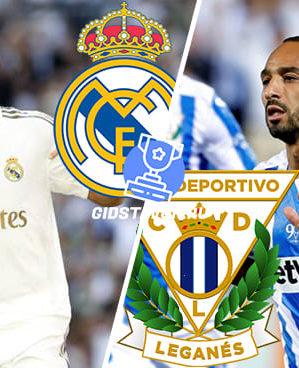 Прогноз Реал Мадрид - Леганес