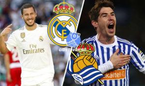 Прогноз Реал Мадрид - Реал Сосьедад