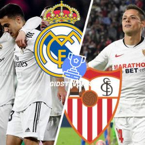 Прогноз Реал Мадрид - Севилья