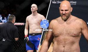 Прогноз Стефан Струве - Бен Ротуэлл UFC on ESPN 7