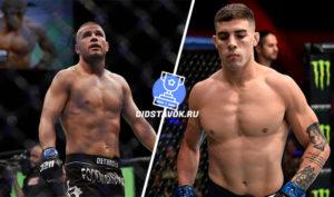 Прогноз Мэтт Уиман - Джозеф Солецки UFC on ESPN 7