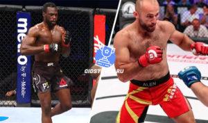 Прогноз Бевон Льюис - Ален Амедовски UFC Fight Night 166