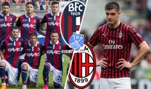 Прогноз Болонья – Милан