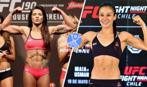 Прогноз Клаудия Гадель - Алекса Грассо UFC 246