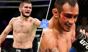 Прогноз Хабиб Нурмагомедов - Тони Фергюсон UFC 249