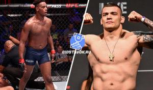 Прогноз Джамал Хилл - Дарко Стосич UFC Fight Night 166