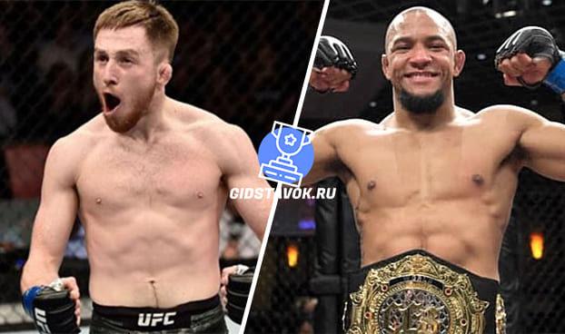 Прогноз Бретт Джонс - Тони Гравели UFC Fight Night 166