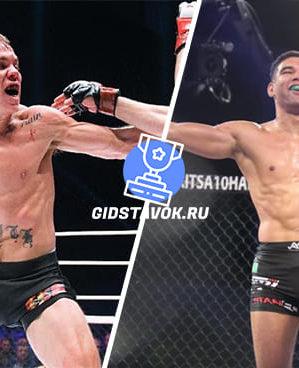 Прогноз Нейт Ландвер - Герберт Бернс UFC Fight Night 166