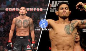 Прогноз Энтони Петтис - Карлос Диего Феррейра UFC 246