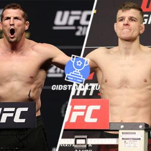 Прогноз Час Скелли - Грант Доусон UFC 246