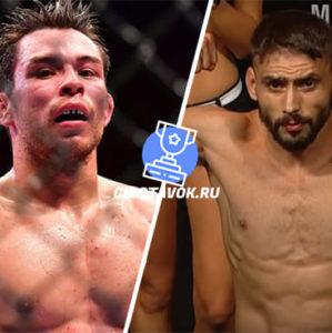 Прогноз Рэй Борг - Роджерио Бонторин UFC FN 167