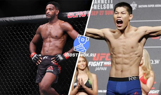 Прогноз Нил Магни - Цзинлян Ли UFC 248