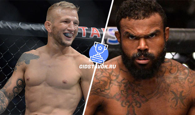 Прогноз Ти Джей Браун - Джордан Гриффин UFC FN 169