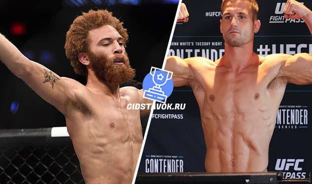 Прогноз Луис Пена - Алекс Муньос UFC 169