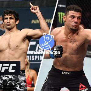 Прогноз Бенейл Дариуш - Драккар Клозе UFC 248