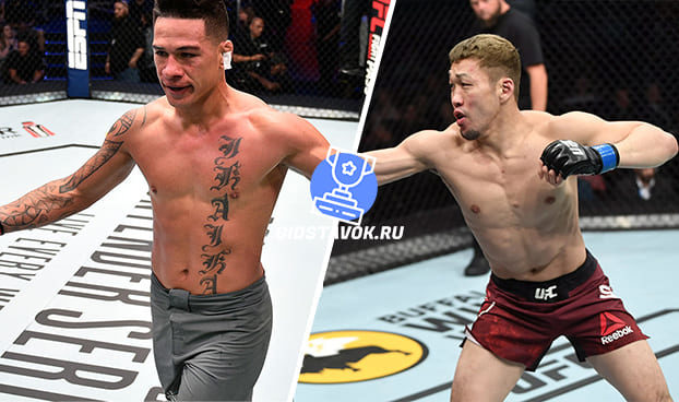 Прогноз Маки Питоло - Такаши Сато UFC FN 168