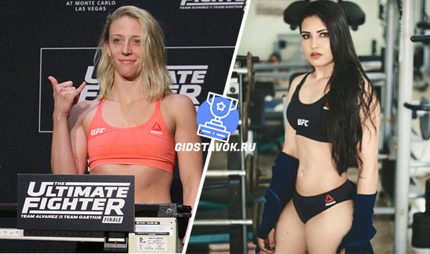 Прогноз Эмили Уайтмаир - Поляна Виана UFC 248