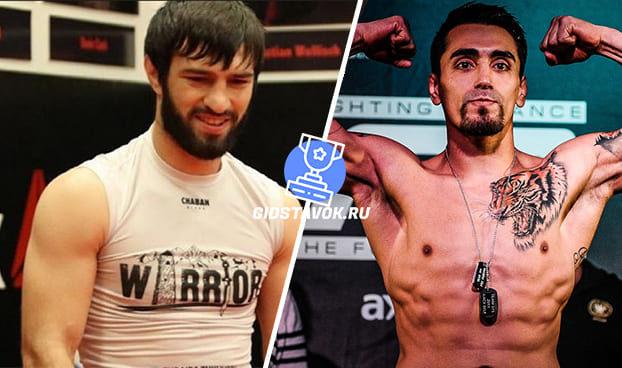 Прогноз Зубайра Тухугов - Кевин Агилар UFC FN 168