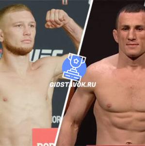 Прогноз Кейси Кенни - Мераб Двалишвили UFC FN 167