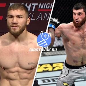 Прогноз Ион Куцелаба - Магомед Анкалаев UFC FN 169