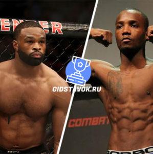 Прогноз Тайрон Вудли - Леон Эдвардс UFC FN 171