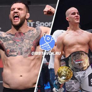 Прогноз Джон Филлипс - Душко Тодорович UFC FN 171
