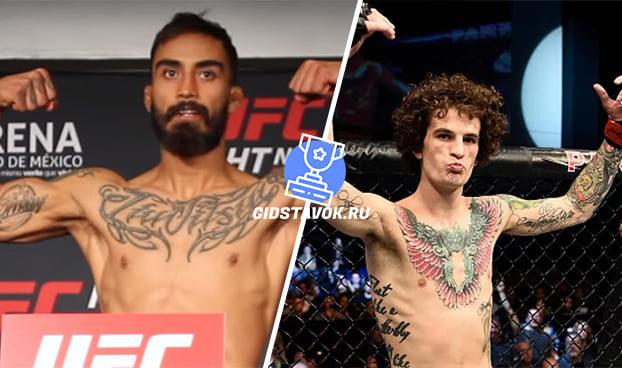 Прогноз Хосе Альберто Киньонес - Шон О'Мэлли UFC 248