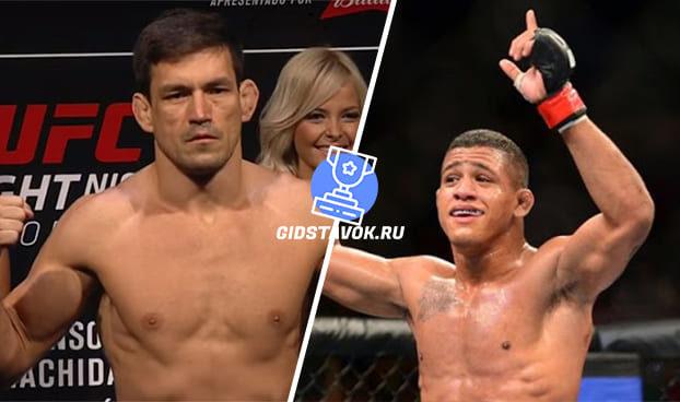 Прогноз Дамиан Майя - Гилберт Бернс UFC FN 170