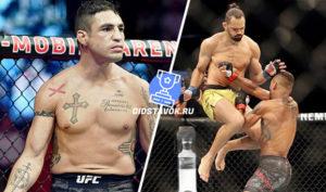 Прогноз Диего Санчес - Мичел Перейра UFC FN 167