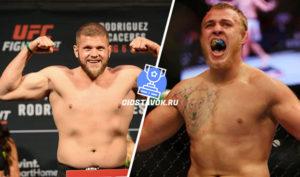 Прогноз Марчин Тыбура - Сергей Спивак UFC FN 169