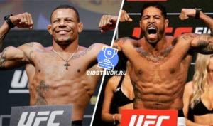 Прогноз Алекс Оливейра - Макс Гриффин UFC 248
