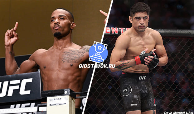 Прогноз Лерон Мерфи - Габриэль Бенитес UFC FN 171
